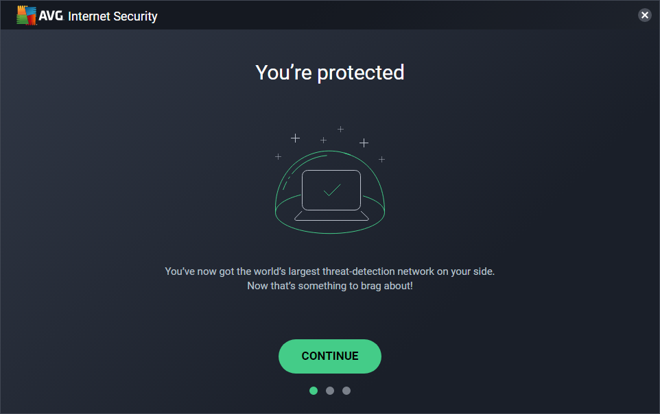 AVG Internet Security - 1