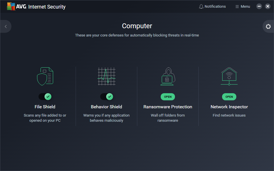 AVG Internet Security - 14