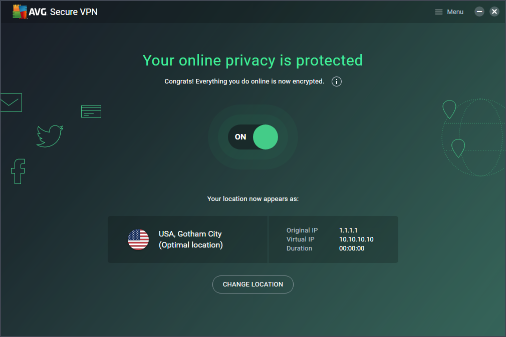 AVG Secure VPN - 2