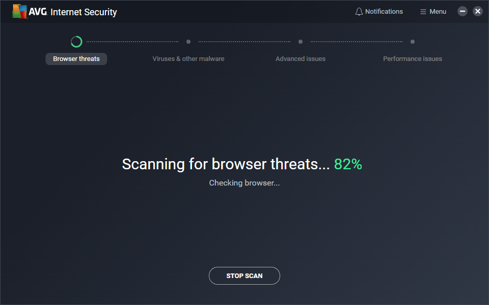 AVG Internet Security - 4