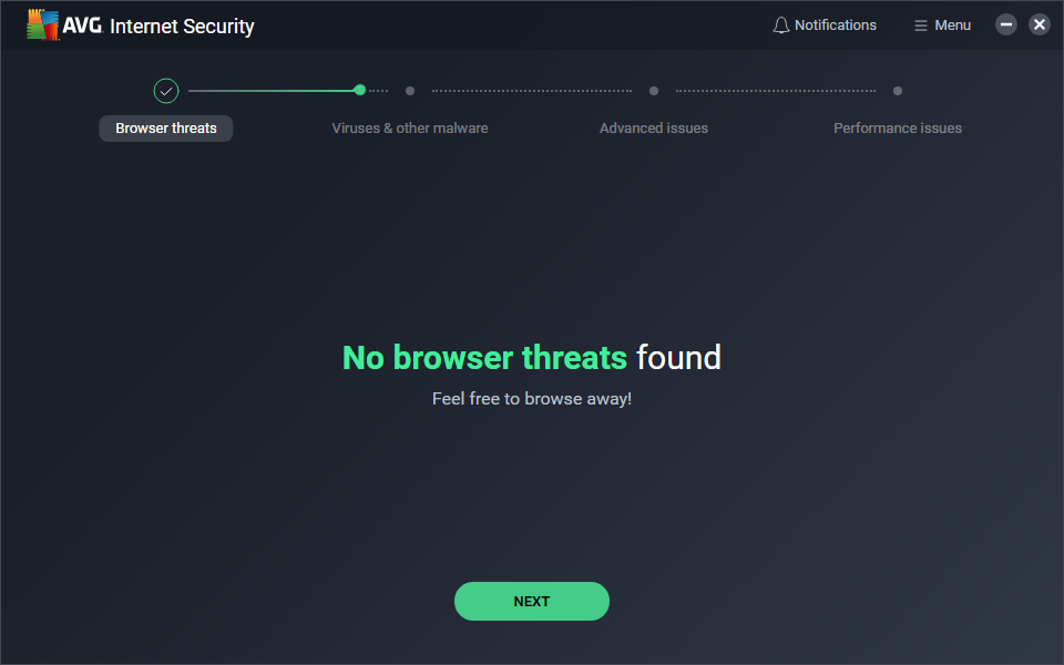 AVG Internet Security - 5