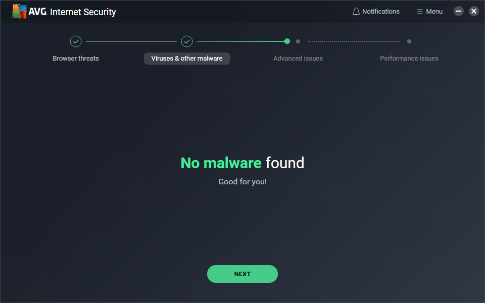 AVG Internet Security - 7