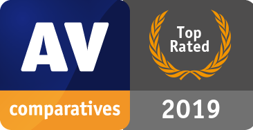 "AV-Comparatives names AVG as ""Top-Rated Product"" of 2019"